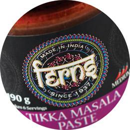 Ferns Logo